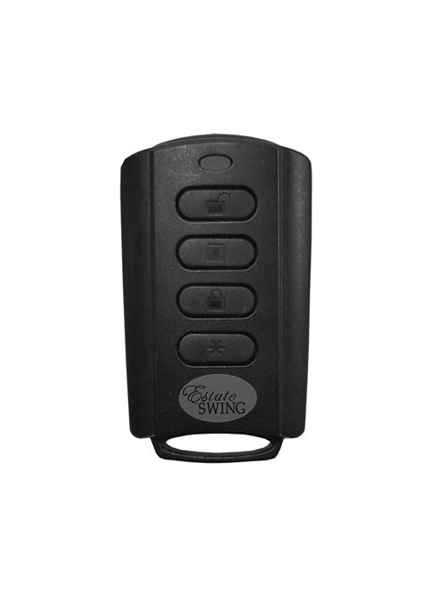 estate swing gate opener estate swing gate opener 4 button remote transmitter 433 mhz