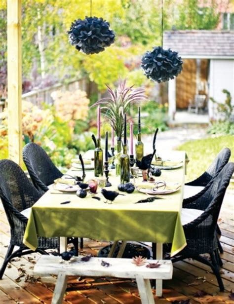 table decoration ideas substance of living halloween party table decorating ideas
