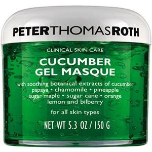 Roth Cucumber Detox Gel by Cucumber De Tox Cucumber Gel Masque By Roth