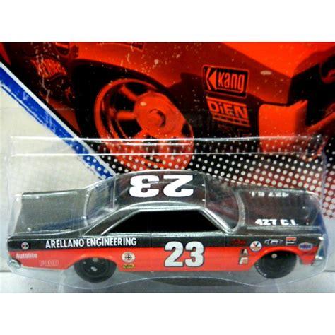 vintage nascar wheels wheels vintage racing 1965 ford galaxie 500 nascar