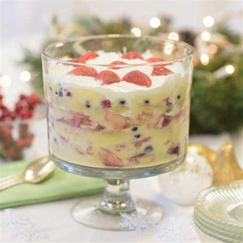 fruit trifle fresh fruit trifle