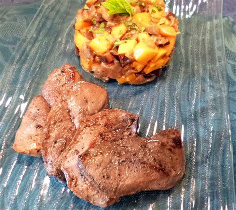 comment cuisiner un filet de canard filets de canard sur plancha la recette facile par
