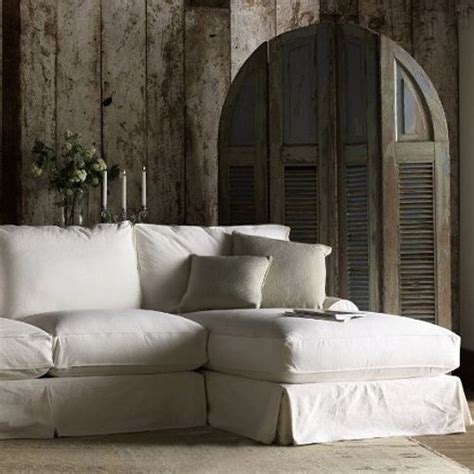 shabby chic corner sofa furniture shabby chic and comfy sofa on pinterest