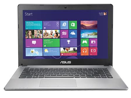 Second Laptop Asus X450ca Wx243d x450ca laptops asus global