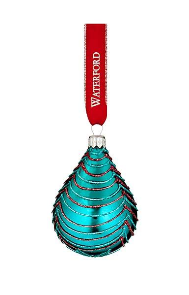waterford heirloom small ornaments waterford 2016 heirloom brights celebration bulb ornament