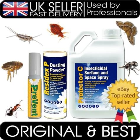 bedbugs spray treatment powder bed bug killer flea fleas beetles ebay