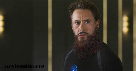 guide to tony stark hair 7 celebrities that d look good with duck dynasty beards