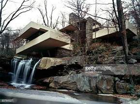 Falling Water Interior frank lloyd wright stock photos and pictures getty images