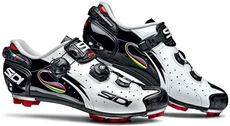 sidi mtb bike shoes sidi drako srs carbon mountain bike shoes mtb new black