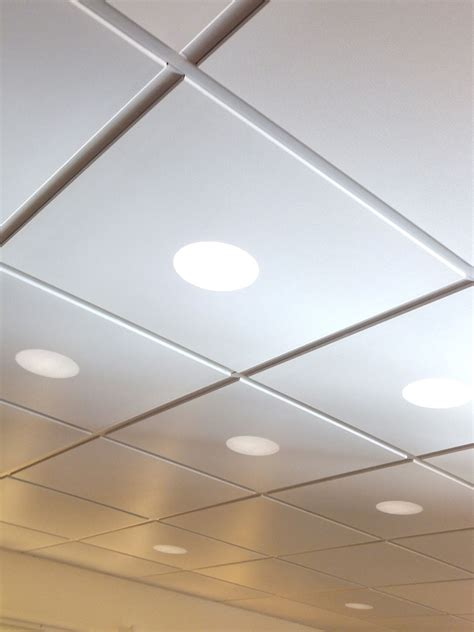 Soundproofing Ceiling Tiles by Silk Metal Ceiling Tiles