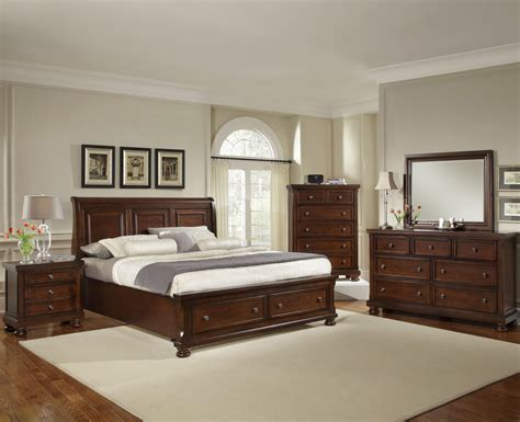 Bassett Furniture Bedroom Sets by Reflections 530 By Vaughan Bassett Belfort Furniture