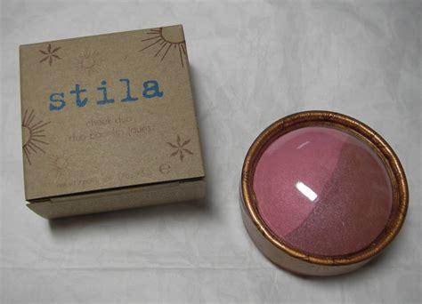 Stila Baked Cheek Duo Pink Glow 化粧品が好きだ 2006年04月25日