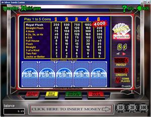 tutorial video poker video poker tutorial