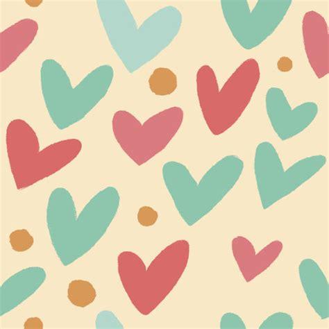 valentine pattern vector valentines day heart seamless pattern vectors 13 vector