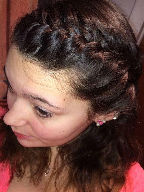 hairstyles braided bangs french braided bangs hair styles pinterest french