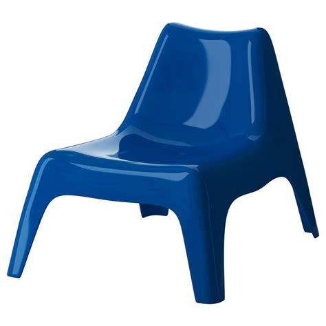 ikea ps v 197 g 214 easy chair blue