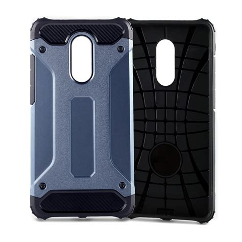 Xiaomi Redmi Note 4 Casing Cover Hybrid Armor Softcase Ipaky hybrid armor tough rugged cover for xiaomi redmi note 4x redmi note 4 snapdragon global