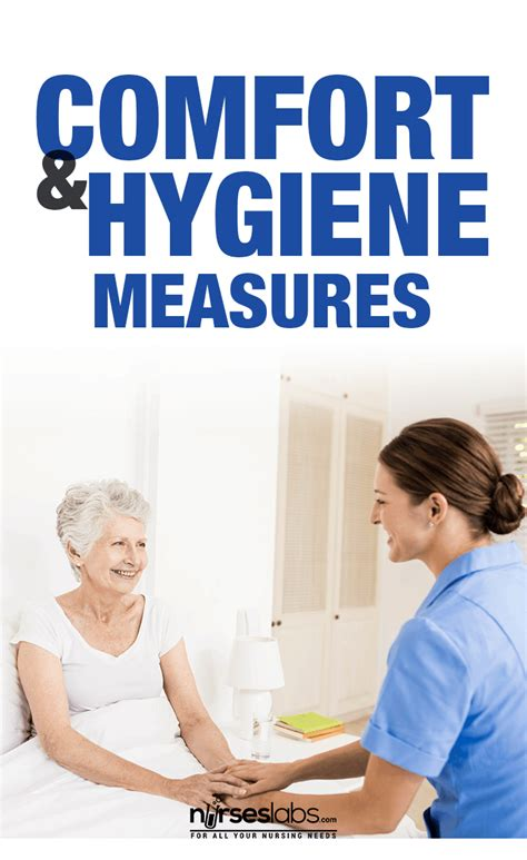 comfort measures for patients 4 comfort and hygienic measures for dependent clients