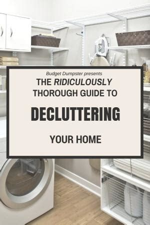 lesson 6 declutter your home spring cleaning that won t take over your life 8 hours