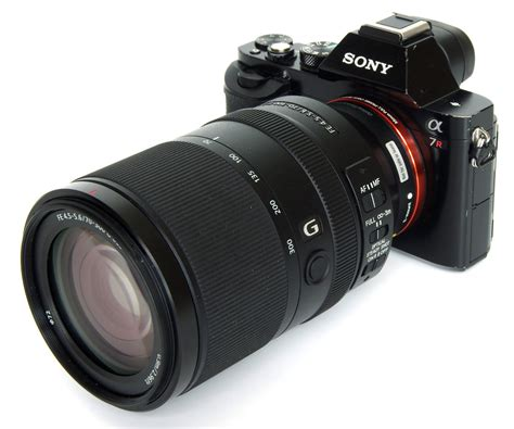 best 70 300mm lens sony fe 70 300 f4 5 5 6 g oss lens lens rumors