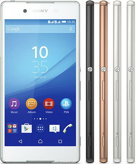 Hp Sony Z3 Dual sony xperia z3 dual pictures official photos