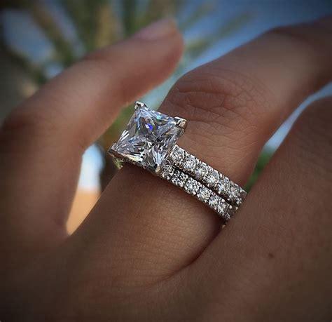 best princess princess cut best engagement rings trusty decor