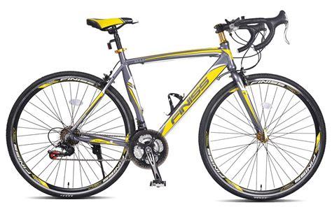 road review merax finiss aluminum road bike review best folding bike