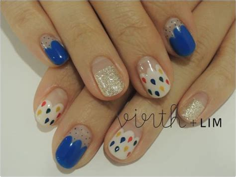 pattern french manicure natalie la rose nailart pinterest pattern nails