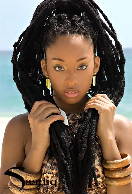 pictures of dreadlocks on women beautiful women with dreads take sexy to a new level
