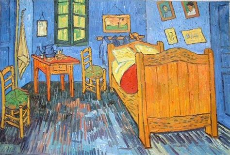 gogh the bedroom painting quarto em arles the o jays vincent gogh and inspiration