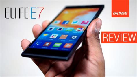 elife e7 review omegadroid gionee elife e7 review hd snapdragon