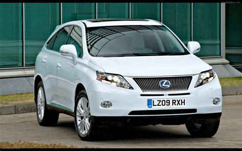2010 lexus rx 450h 2010 lexus rx 450h widescreen car wallpapers 02 of