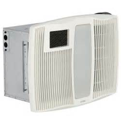 bathroom heater fan combo broan qtx series 110 cfm ceiling exhaust bath