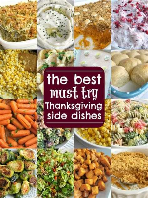 best thanksgiving side dishes the best thanksgiving side dish recipes together as family