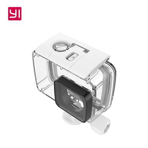 Sinofer Housing Waterproof For Xiaomi Yi 4k xiaomi yi waterproof for yi ii 4k 2 white m