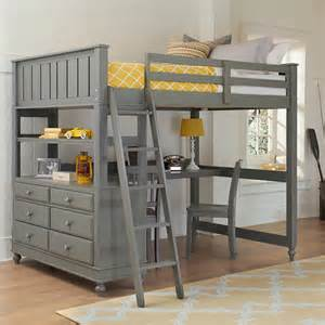 Twin Bedding For Girls by District17 Stone Lake House Lake House Loft Bed Beds