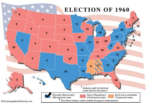 united states presidential election of 1960 united