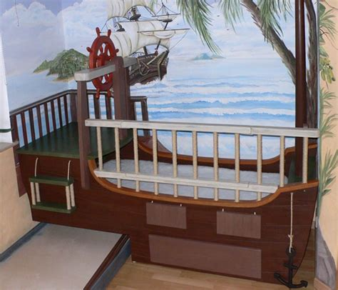bett piratenschiff 17 best images about pirate room on porthole