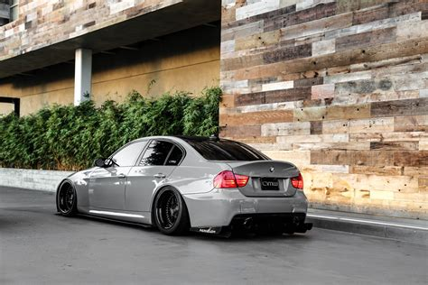 335 I Bmw by Dub Magazine Bmw E90 335i Wtcc Inspired Widebody Built