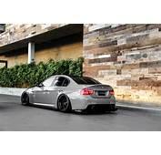 DUB Magazine  BMW E90 335i WTCC Inspired Widebody Built