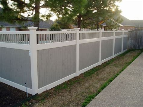 backyard vinyl fence reclaim your backyard with a privacy fence hometalk