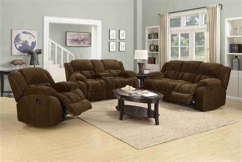 coaster reclining sofa coaster weissman reclining sofa set brown 901294 sofa