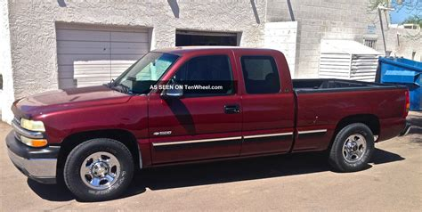 short bed silverado 1999 chevrolet silverado 1500 ls extended cab short bed c