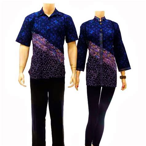 Sarimbit Batik Blus Mawar 1 sarimbit blus batik kode sr 679 batik bagoes