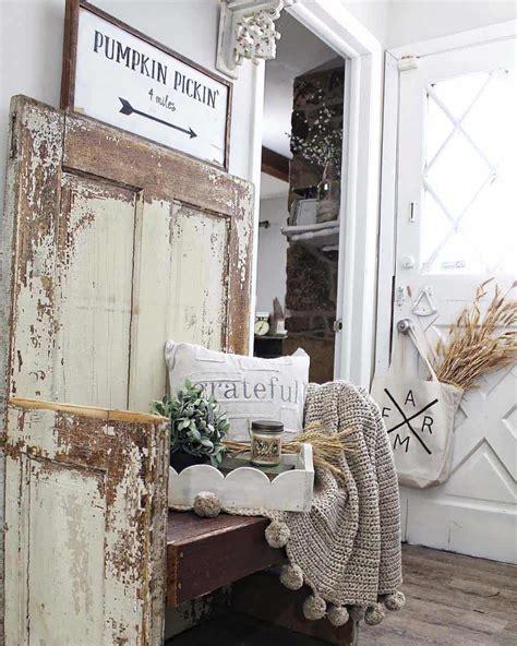 absolutely gorgeous farmhouse fall decorating ideas