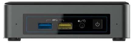 Intel Nuc Apollo Lake Ram 8gb 240gb Ssd Nuc6cayh 8s240 Win10 Pro intel nuc con apollo e kaby lake da roadmap tutte le