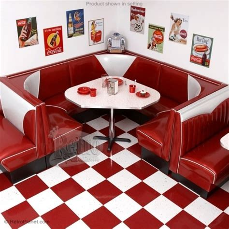 diner booths for home your kitchen needs a retro diner booth offbeathome