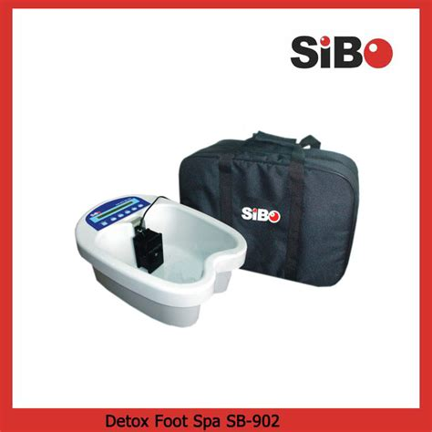 Detox Spa Business by Ion Detox Spa Sb 902 From Shenzhen Sibo Industrial