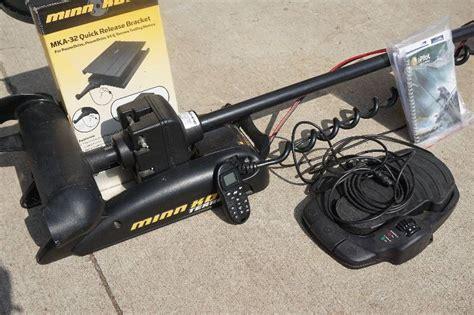 electric trolling motor with gps minnkota terrova 80 lb thrust ipilot wireless gps trolling