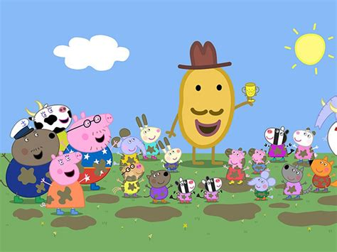 Whats The Time Mr Wolf Ebooke Book tv peppa pig now worth 1bn a year is